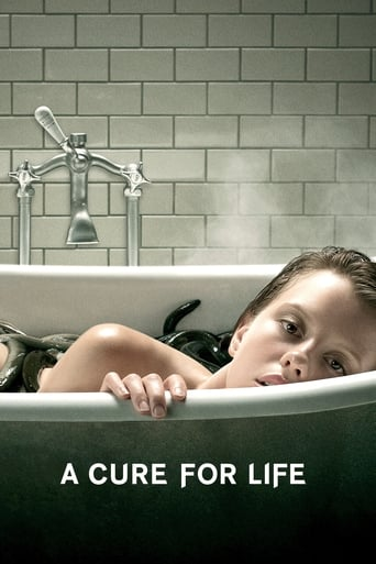 Poster of A Cure for Life