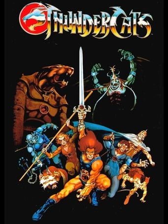 Poster of ThunderCats