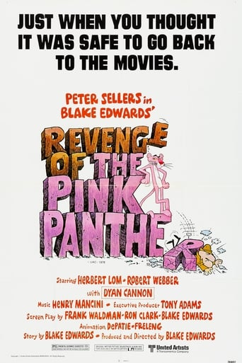 Poster of Revenge of the Pink Panther