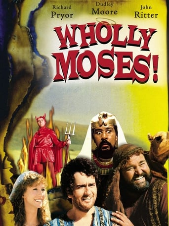Poster of Wholly Moses