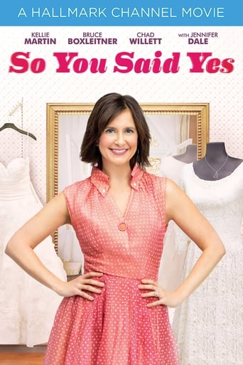 Poster of So You Said Yes