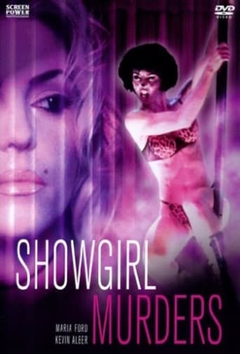 Poster of Showgirl Murders