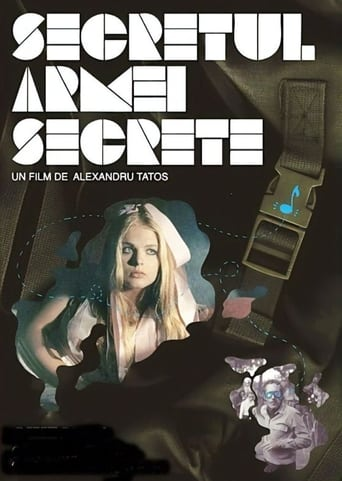 Poster of The Secret of the Secret Weapon
