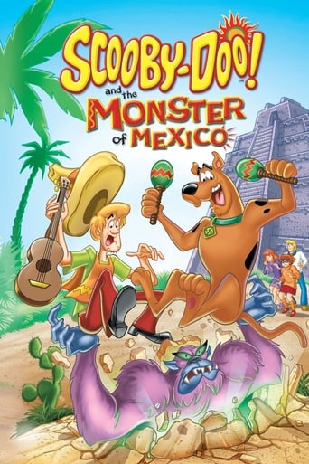Poster of Scooby-Doo! and the Monster of Mexico