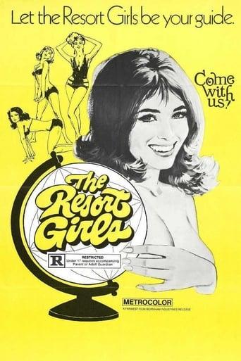 Poster of The Resort Girls
