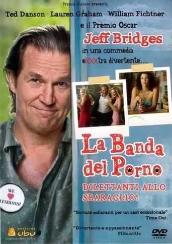 Poster of La banda del porno - Dilettanti allo sbaraglio