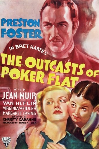 Poster of The Outcasts of Poker Flat