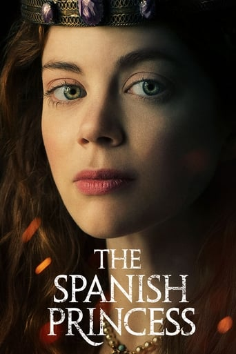 Poster of The Spanish Princess