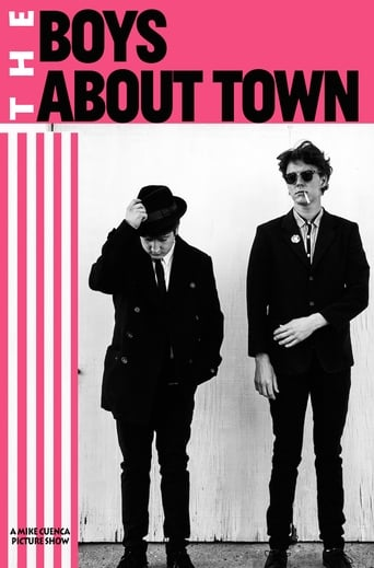 Poster of The Boys About Town