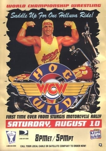 Poster of WCW Hog Wild 1996