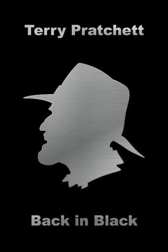 Poster of Terry Pratchett: Back in Black
