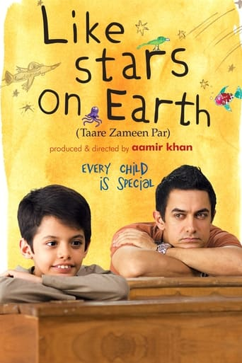 Poster of Like Stars on Earth