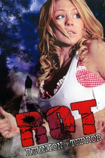 Poster of ROT: Reunion of Terror