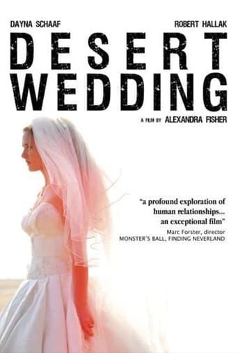 Poster of Desert Wedding