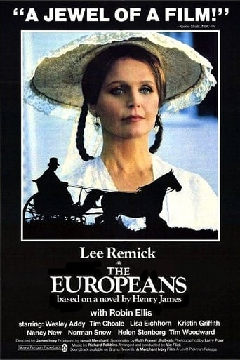Poster of The Europeans