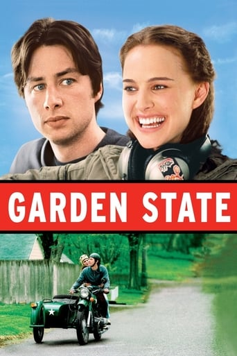 Poster of Garden State