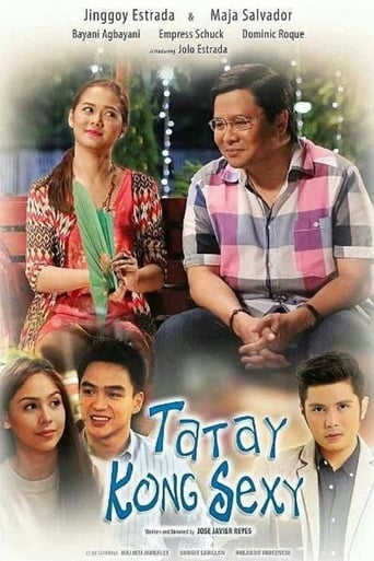 Poster of Ang Tatay Kong Sexy