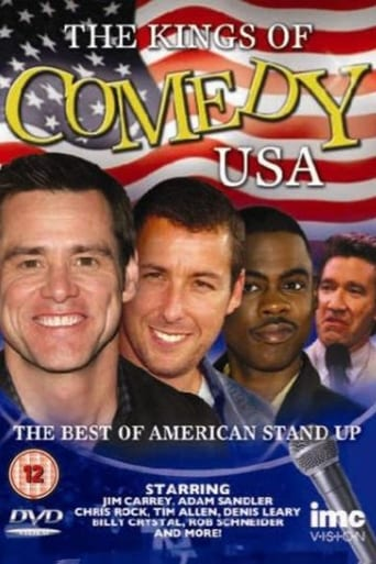 Kings of Comedy USA