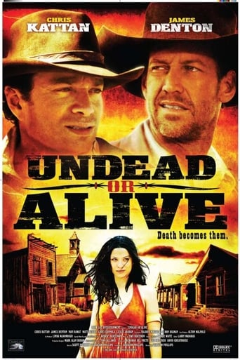 Poster of Undead or Alive: A Zombedy