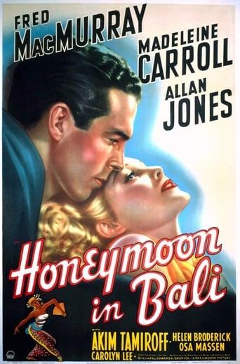 Poster of Honeymoon in Bali