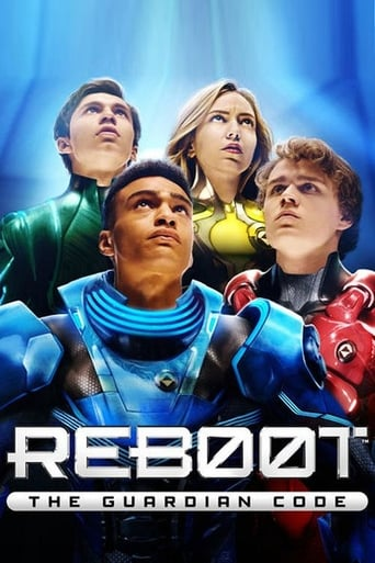Poster of ReBoot: The Guardian Code