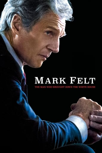 Poster of Mark Felt: El Informante