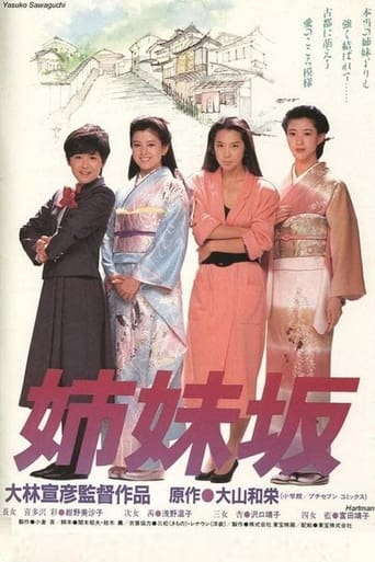 Poster of Four Sisters