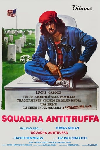 Poster of Squadra antitruffa