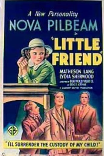 Poster of Little Friend