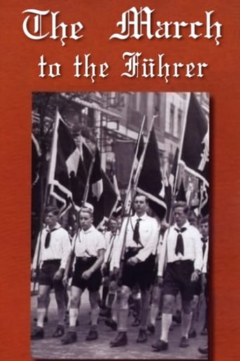 Poster of The March to the Führer
