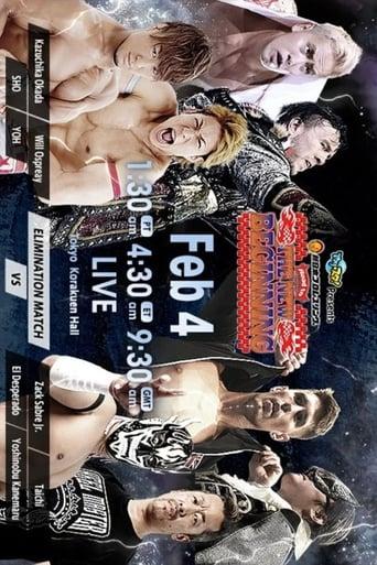 NJPW Road To The New Beginning 2020 - Night 5