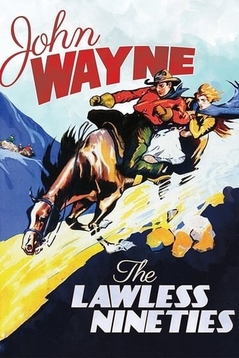 Poster of The Lawless Nineties