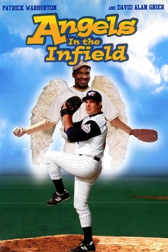 Poster of Angels in the Infield