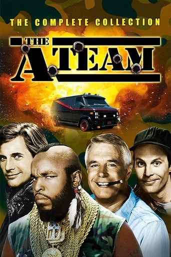 Poster of A-Team