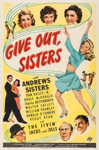 Poster of Give Out, Sisters
