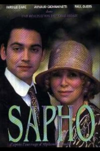 Poster of Sapho