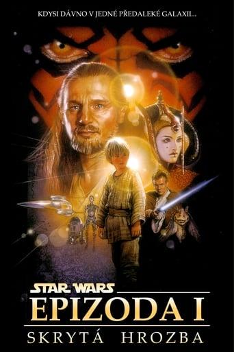 Poster of Star Wars: Epizoda I - Skrytá hrozba
