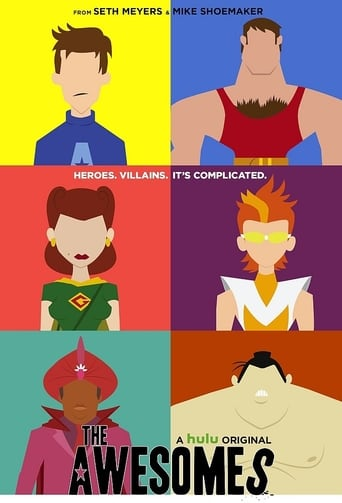 Poster of The Awesomes