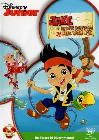 Cartoni animati Jake e i pirati dell'isola che non c'� - Jake e i pirati dell'isola che non c'�
