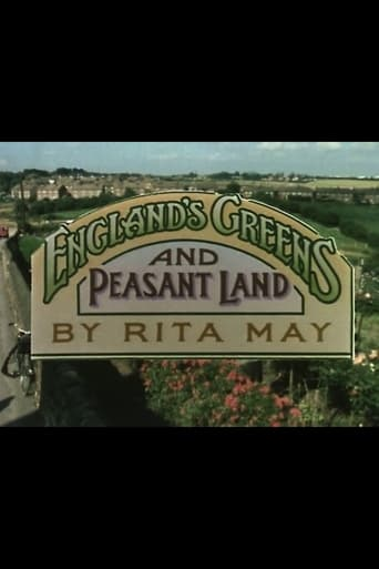 Poster of England's Greens and Peasant Land