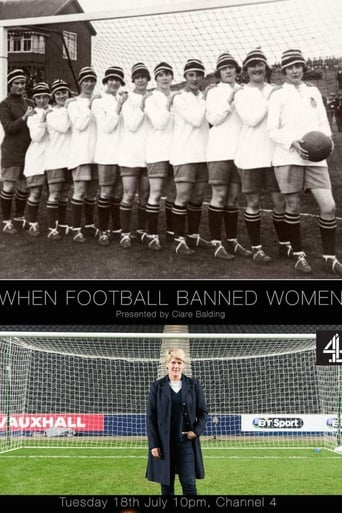 Poster of When Football Banned Women