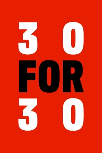 Poster of 30 for 30