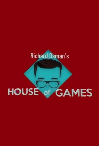 Poster of Richard Osman's House of Games