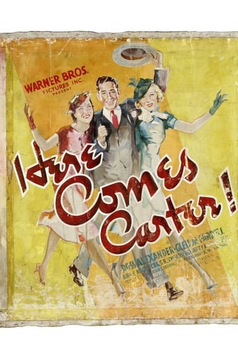 Poster of Here Comes Carter