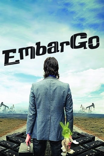 Poster of Embargo