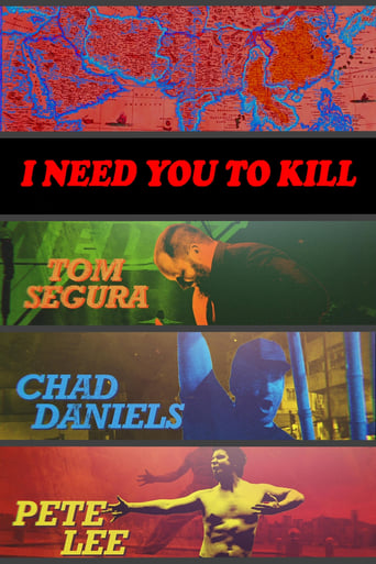 Poster of I Need You to Kill