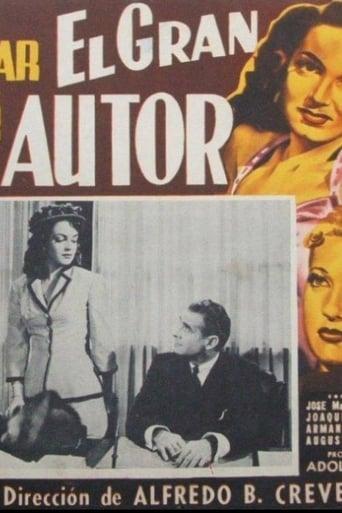 Poster of El gran autor