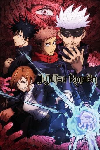 Poster of Jujutsu Kaisen