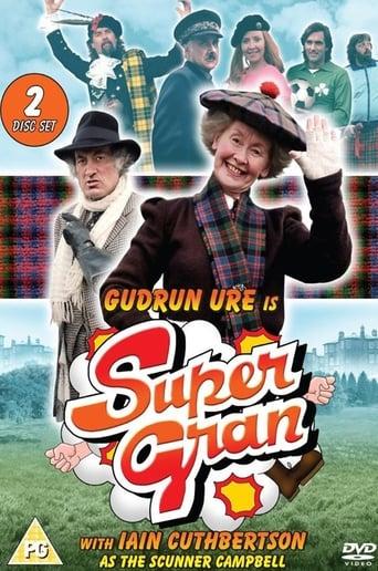 Poster of Super Gran
