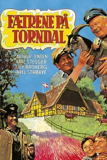 Poster of Fætrene på Torndal